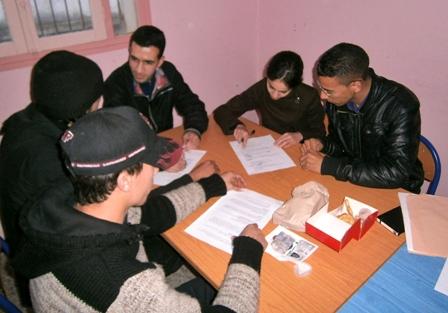 Club l'Uniart, founding meeting
