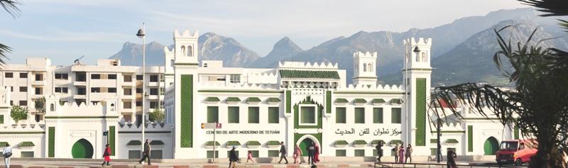 Centro de Arte Moderno Tetouan, Maruecos