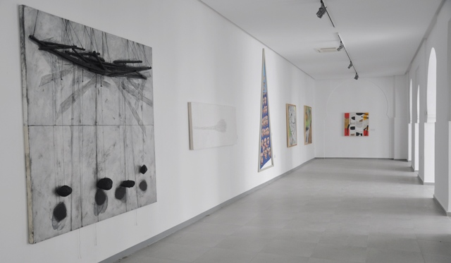 Tetouan Modern Art Museum - south hall